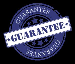 Conservatory roof repairs guarantee