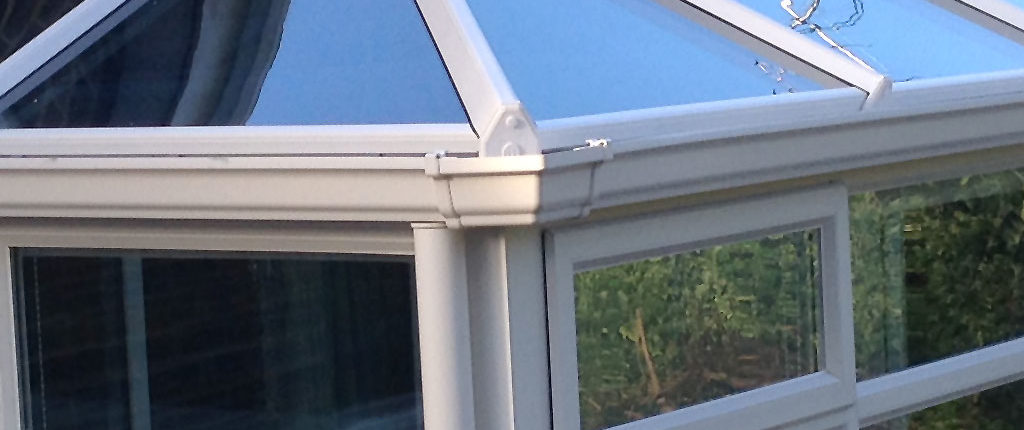 Conservatory repairs - leaks