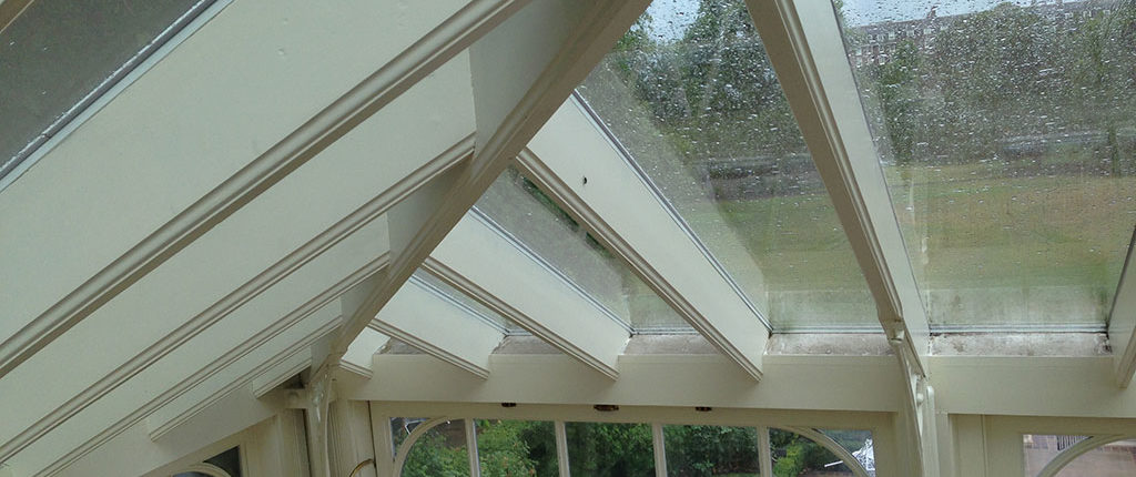 Conservatory timber replacement